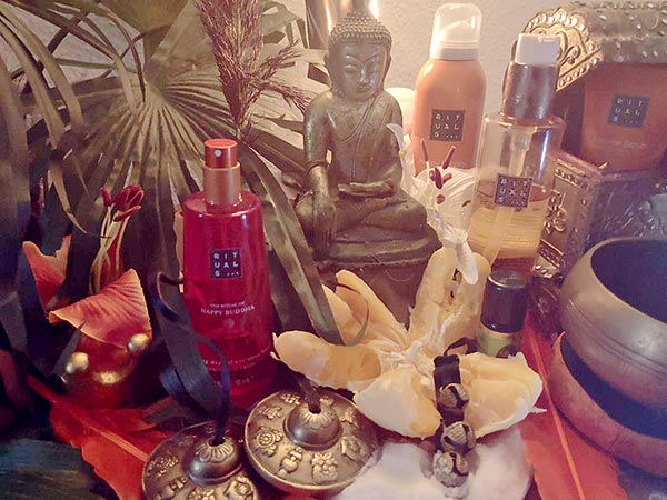 The Ritual of Happy Buddah
