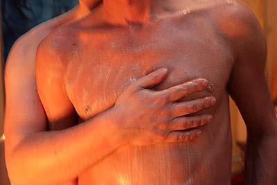 Tantra-Massage